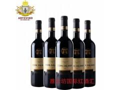 雅云坊国际红酒汇进口葡萄酒招商加盟代理2010年圣树红葡萄酒