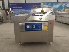 烧肉真空包装机 / 抽真空包装的设备 / 得利斯真空包装机