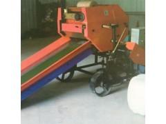 玉米秸秆青贮打捆包膜机 全自动打捆包膜机制造商