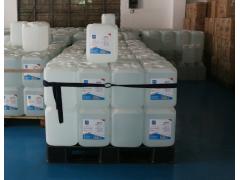 去离子水25L精细化学五金清洗用去离子水离子水DI水脱盐水