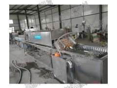 豪联HLXD-6 咸鸭蛋清洗机/6排洗蛋机