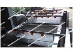 中央厨房净菜加工设备-清洗漂烫杀青机 风干沥水机 尚品机械
