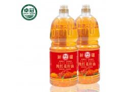 红花籽油1.8L装