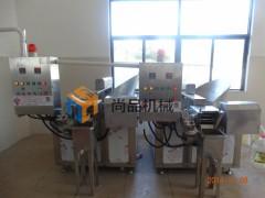 豆泡油炸锅 自动搅拌电加热油炸锅 豆制品油炸机 尚品机械
