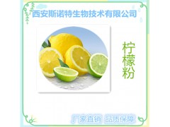 柠檬速溶粉 80-100目 柠檬粉 现货 1千克起订包邮