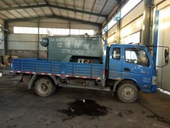 家禽养殖场污水处理设备订制加工