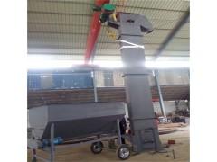 NE型双板链斗式给料机 干粉钢斗式输送机  单斗翻斗式上料机