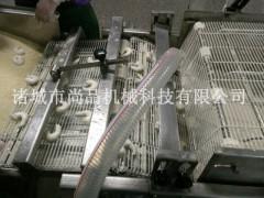 牡蛎裹浆机 裹糠机 全自动牡蛎裹浆裹糠机 尚品机械
