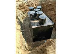 生活污水处理设备一体化设备出水达标设备