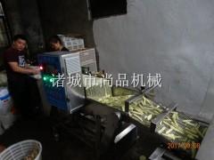 小黄花鱼裹浆机 海鲜鱼虾类裹屑机