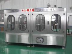山泉水厂全自动生产线设备成套解决方案-中国广东新九洲公司
