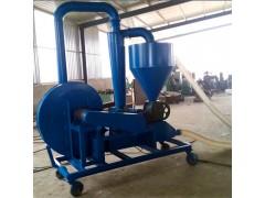 供应水泥粉末装车上料用气力输送机 防尘自吸式软管式送料机