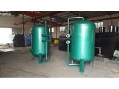 山东厂家来图定制碳钢防腐过滤设备
