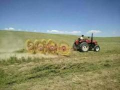 旋转式搂草机 往复式搂草机