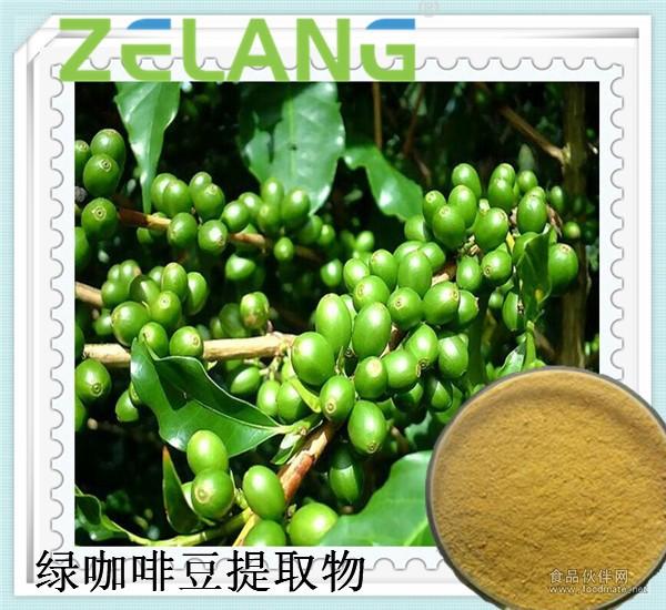 绿咖啡豆提取物绿原酸