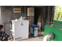洗涤公司污水处理设备达标工艺