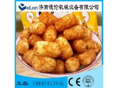 非油炸甜甜圈生产线 玉米脆条设备