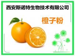 橙子粉 橙子果粉 天然植萃 现货包邮