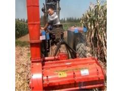 玉米秸秆切碎回收机报价 青贮秸秆收获机生产厂家