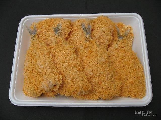 油炸竹荚鱼片
