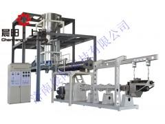 海水鱼鱼饲料膨化设备  鱼饲料生产线厂家特价直销