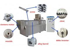 休闲食品加工设备,膨化休闲食品生产线