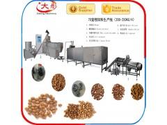 宠物饲料生产线 宠物食品生产机械