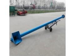 玉米面粉螺旋提升机 小管径上料机 不锈钢螺旋输送机