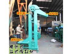 矿井垂直上料机 多型号斗式提升机 水泥厂用斗提机