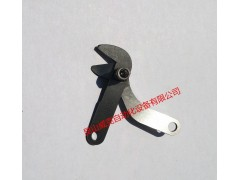 GK35-2C缝包机切刀3509176剪刀动片/剪刀定片