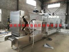 菊花清洗烘干线 薄荷叶自动烘干线 利特定制食品烘干线节能环保