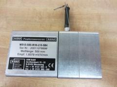 ASM德国拉绳位移传感器WS10系列常备库存