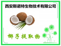 椰子提取物 椰果提取物 10:1 供应中