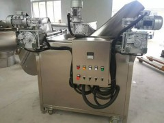电加热油炸机温度可控自动搅拌自动出料