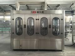 红牛瓶装水生产线,广东新九洲
