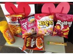 进口泰国食品报关公司