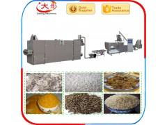 黄金米紫薯米葛根米生产设备