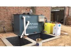 小型屠宰场污水处理设备工艺选择