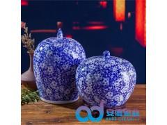 装饰礼品陶瓷罐 景德镇陶瓷罐子 陶瓷罐子生产厂家