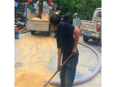 厂家直销 电动式车载吸粮机 家用小麦玉米抽粮机