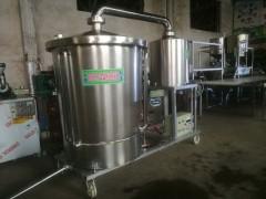 电气两用移动式300斤纯粮酿酒机