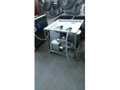 盐水注射机,得利斯8针手动注射机,肉块注射机