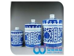 陶瓷储物罐 陶瓷茶叶罐 景德镇罐子生产厂家