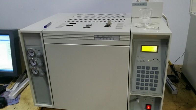 气相色谱测定EO残留3
