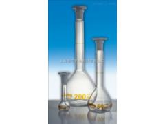 德国witeg容量瓶 AS级 带证书