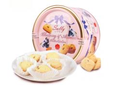 曲奇饼干礼品铁罐包装盒食品铁罐厂定制批发厂家