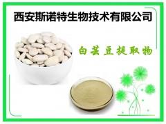 白芸豆膳食纤维粉 菜豆素 1% 斯诺特生物 从速发货