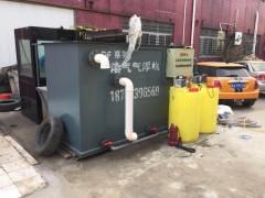 50吨每天食品污水处理设备具体价格