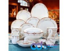 景德镇套装陶瓷餐具 礼品陶瓷餐具 景德镇陶瓷餐具生产厂家