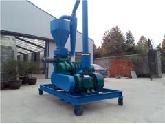 粮库专用装卸散粮气力吸粮机 可移动型气力输送机